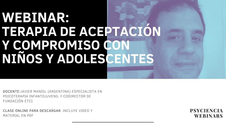 Terapia de aceptación y compromiso (ACT) en adolescentes