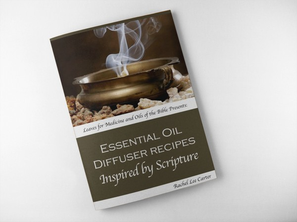 Diffuser Recipes Inspired by Scripture e-Book