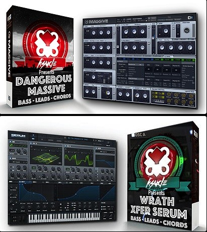 Massive & Serum Presets Bundle
