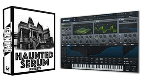 Haunted Serum - 64 Heavy Presets