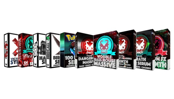 Ksvde Ultimate Preset Pack Bundle
