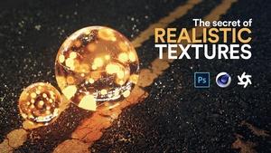 Realistic Asphalt texture