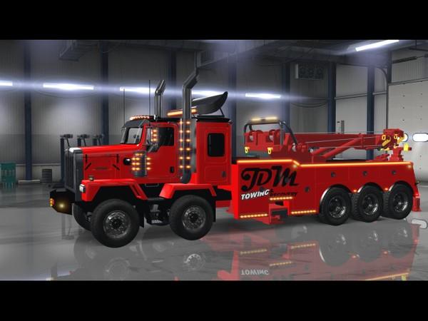 C500 Wrecker Add-On
