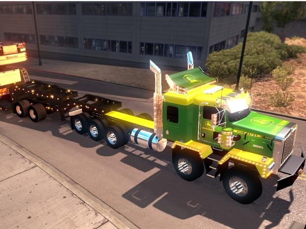 K Whopper C500 by JDM for American Truck Simulator