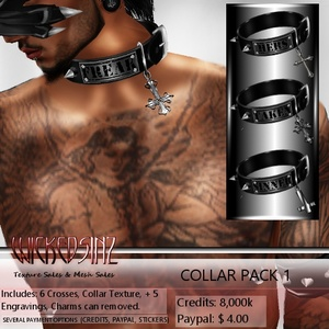 Collar Pack 1