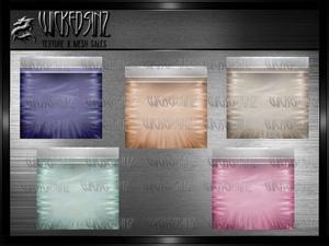 Silk Sheets 1 - $1.00 - 31 Colors
