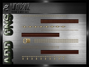 Belt Maker 1 - $2.00