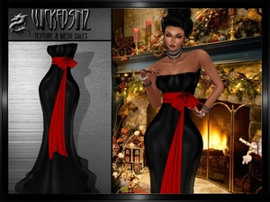 NEW YEARS GOWN 1 - HD $ 4.00