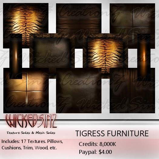 Tigress Furniture