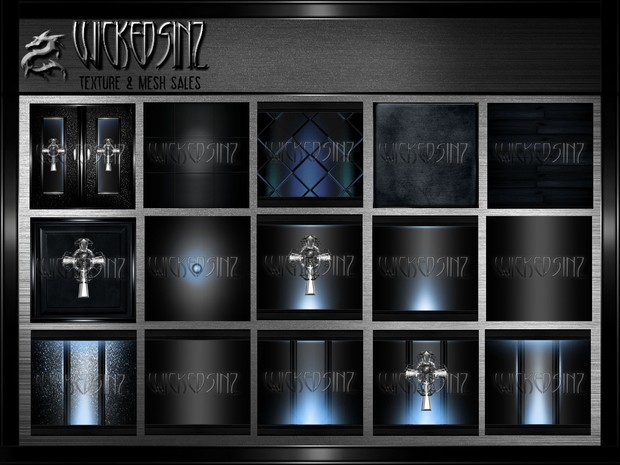 Wicked DreamZ - 26 Textures - $7.50
