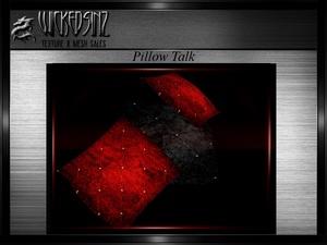 Valentine Floor Pillows MESH - $3.00