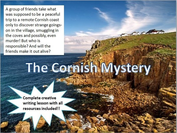 The Cornish Mystery - Full Lesson