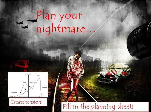 Planning Sheet for Zombie Apocalypse