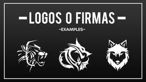 FIRMA - LOGO PERSONALIZADO