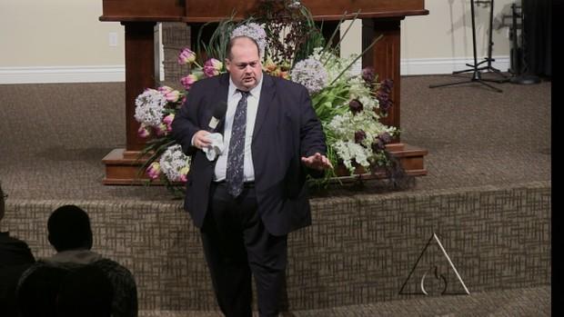 Rev. Ron Wright