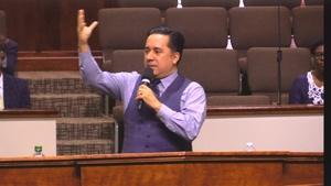 Rev. Steven Caballero 11-19-17am