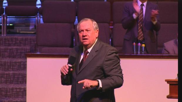 Rev. Ron Mullings 01-17-16am