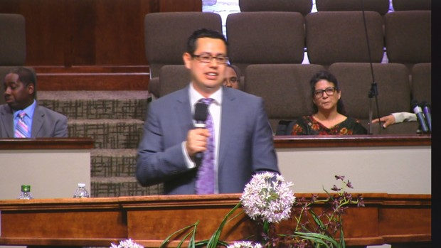 Rev. Daniel Macias 03-06-16pm