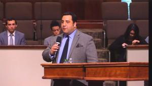 Rev. Andre Urquidez 12-18-16pm