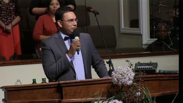 Rev. Gabe Palma