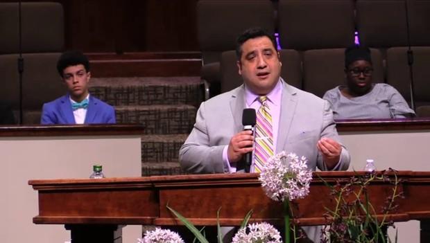 Rev. Andre Urquidez 03-25-18pm