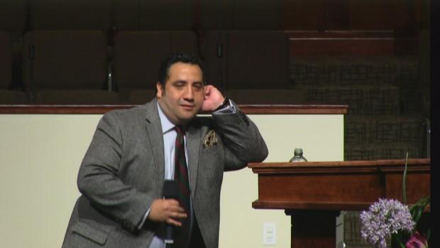 Rev. Andre Urquidez 9-16-15pm