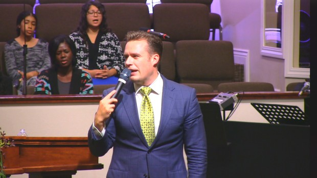 Rev. Josh Herring 07-24-16pm