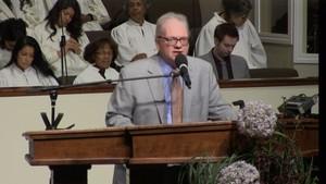 Rev. Tony Bailey 10-26-14 Am