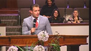 Rev. Josh Herring 07-10-16pm