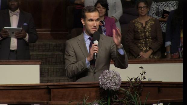Rev. Joel Urshan 10-19-14 AM
