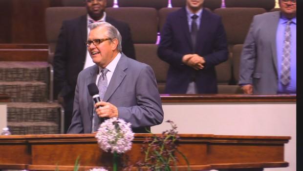 Rev. Wayne Huntley 03-15-17pm