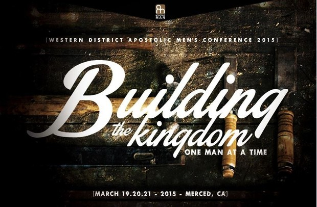 Western District Men's Conference 2015