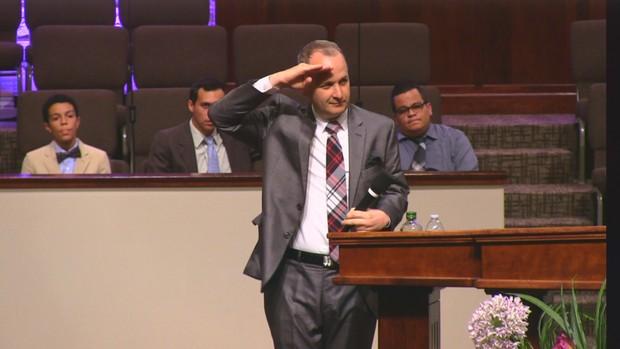 Rev. Joel Bean 10-23-16pm