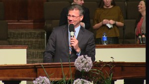 Rev. John Shivers 4-26-15pm
