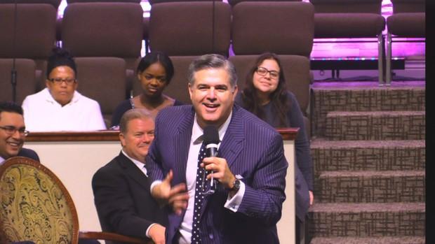 Rev. Greg Godwin 10-15-17am
