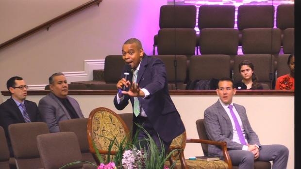 Rev. Lawrence Warfield 01-22-17pm