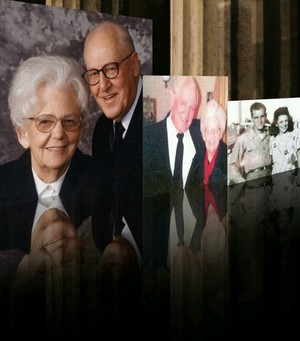 Pastor William Yandris 8-06-95