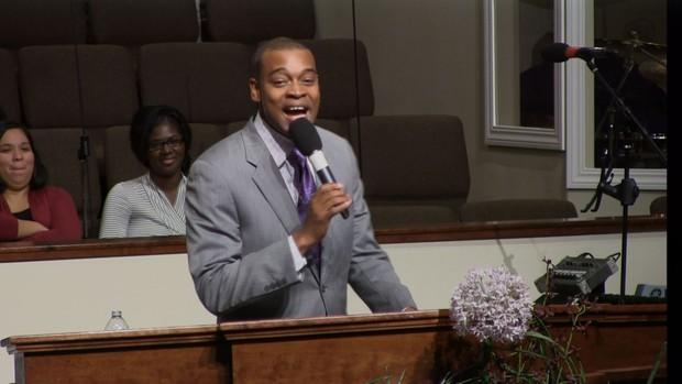Rev. Lawrence Warfield 10-26-14 PM