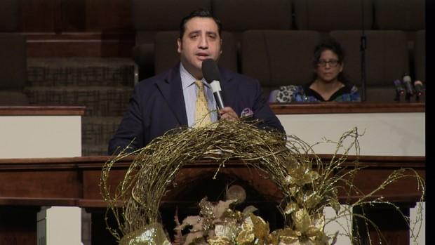 Rev. Andre Urquidez 1-4-15pm