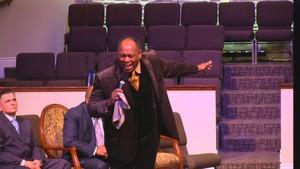Dr. Gerald Jeffers 01-07-16pm Teaching About Prayer MP4 Pt. 2