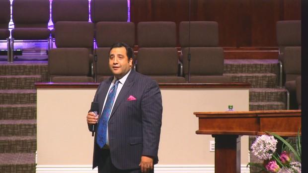 Rev. Andre Urquidez 07-13-16pm