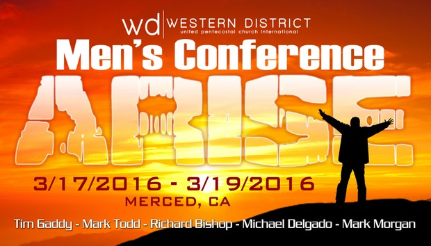 2016 Western District Men's Conference Rev. Mark Morgan 03-19-16am