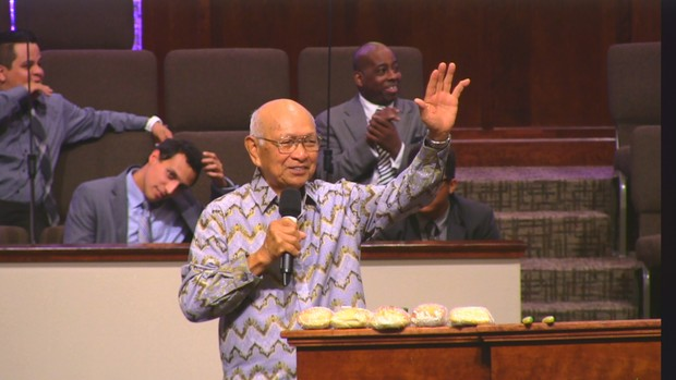 Elder Benny Curativo 11-27-16pm