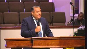 Rev. Aaron Garcia 06-12-16pm