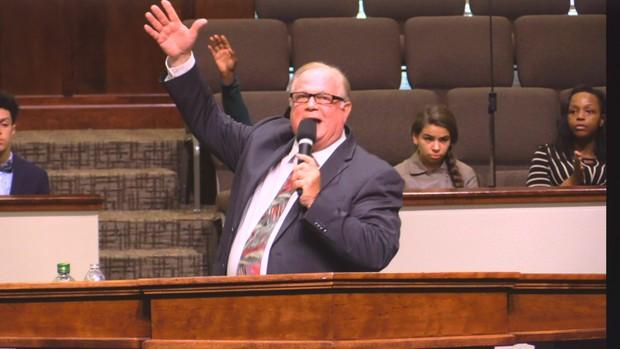 Rev. Doug Wrght 01-28-18pm