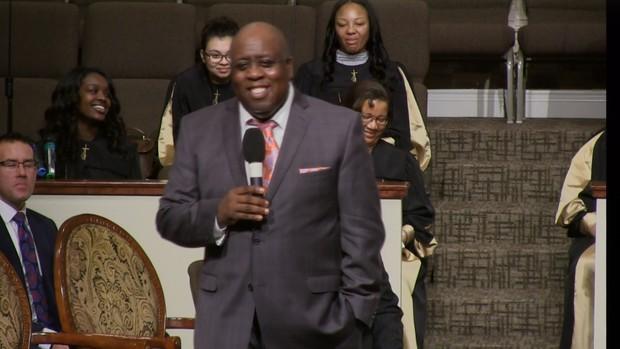 Pastor Sam Emory 12-14-14 Am