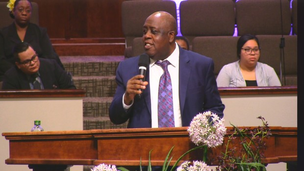 Pastor Sam Emory 11-20-16am