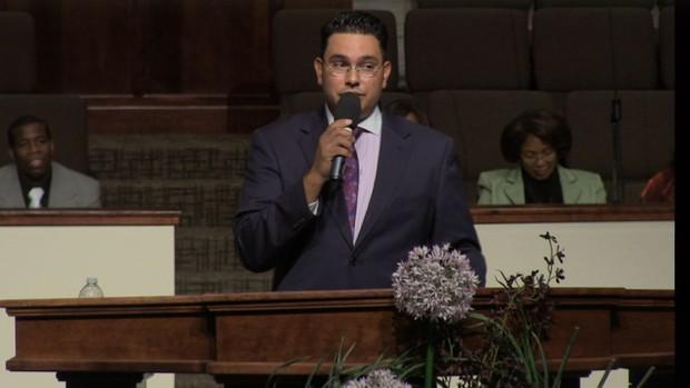 Rev. Gabe Palma 10-12-14 PM