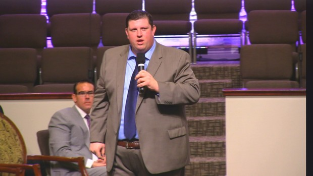 Rev. Tyler Sullivan 11-30-16pm