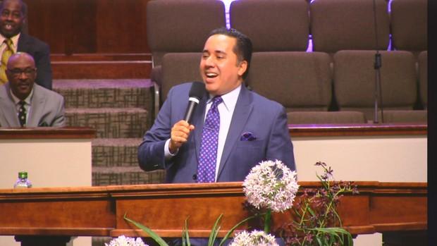 Rev. Steven Caballero 08-07-16am